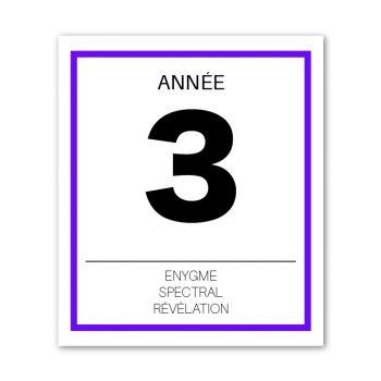 ANNÉE 3